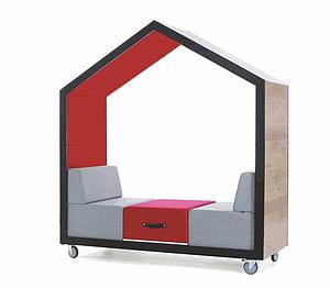 "Cabane mobile et modulable ""Pause sieste"""