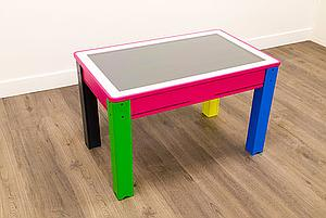 "Table tactile numérique ENFANT version""PRO"" 4 places sous windows 10"
